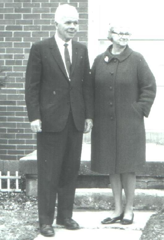 Bill Elizabteh Duncan 1968